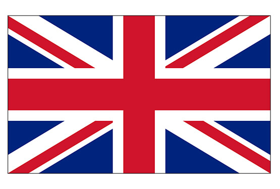 Union Jack, Climbing in Great Britain