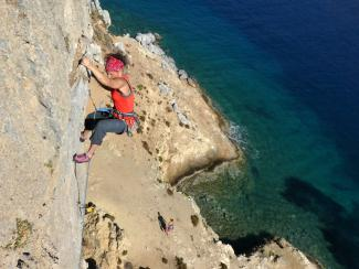 Pierro + Angelo, The Beach, Kalymnos