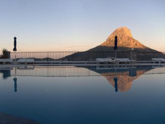 Reflecting onTelendos from Kalymnos