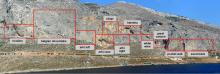 Kalymnos Sea Breeze Great Canyon overview